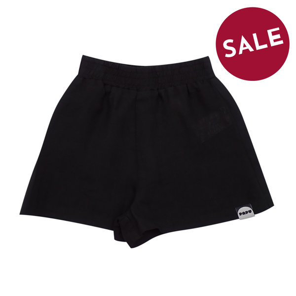PAPU Linen Shorts, Solid